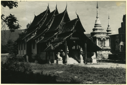 Temple near Chang Mai