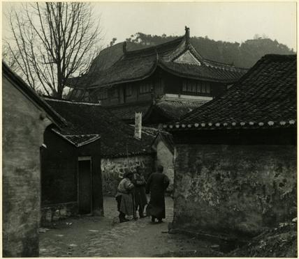 Village on Lower Yangtze River