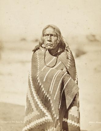Governor of San Juan pueblo