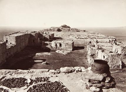 First Mesa settlements