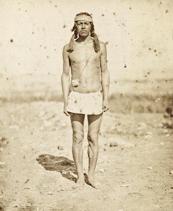 Potshuno, a celebrated athlete