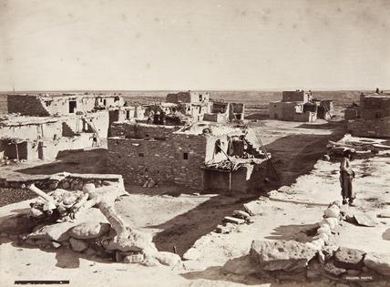Shongopavi pueblo