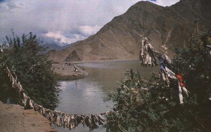 Kyichu river