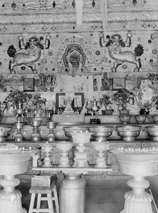 Tomb of the 13th Dalai Lama in Potala