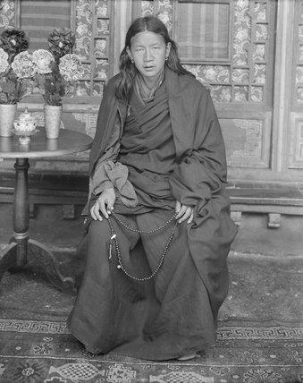 Nyingma monk