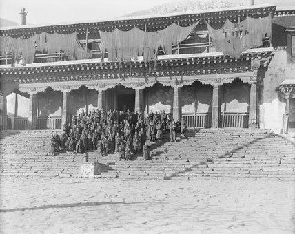 Assembly Hall at Sera Monastery