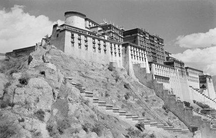 Potala Palace south face