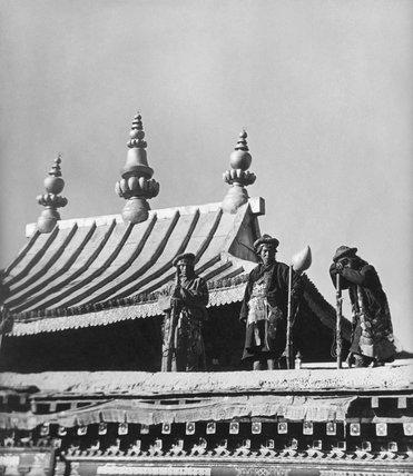 Zimchongpa at Jokhang