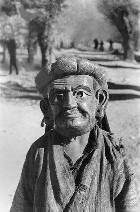 Lhasa mummer
