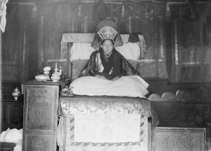 Dorje Pamo at Samding Monastery