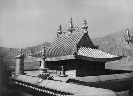 13th Dalai Lama's tomb, Potala