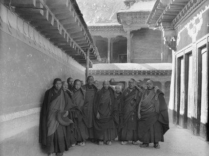 Abbots of Sera Monastery