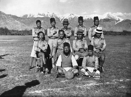 Lhasa United football team