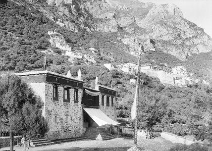 Trayerpa monastery