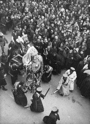 Palden Lhamo ceremony