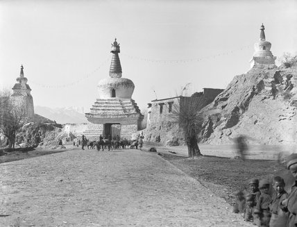 Pargo Kaling gate, Lhasa