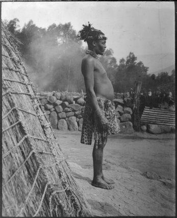 Zulu chief Laduma