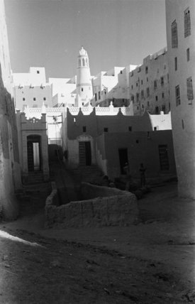 View of Shibam.   ...