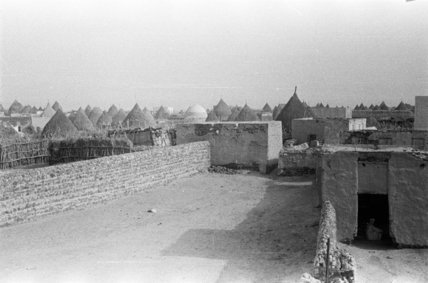 View of old Sabya from ...