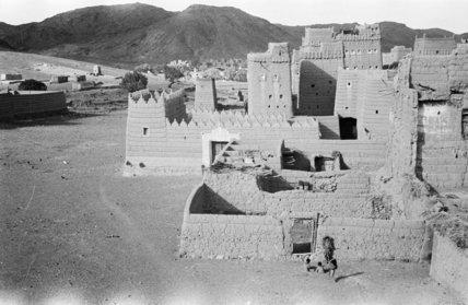 View of multi-storeyed buildings built ...