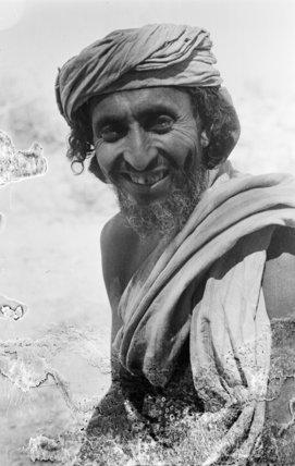 Portrait of Nimr bin Salim ...