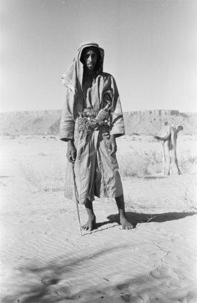 Portrait of Salim bin Kabina ...
