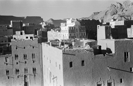 View of buildings in the ...