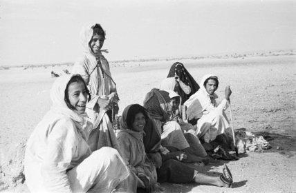 Group portrait of a Sahul ...