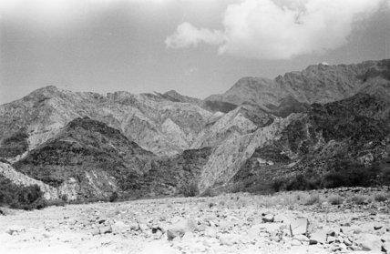 In the Wadi ad Dhila. ...