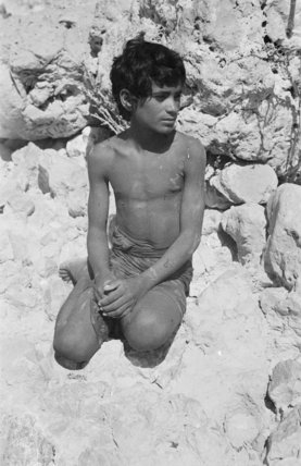 Portrait of Musallim bin Anauf ...