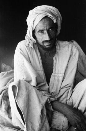 Portrait of a man taken ...