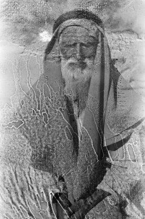 Half-length portrait of Muhammad, a ...