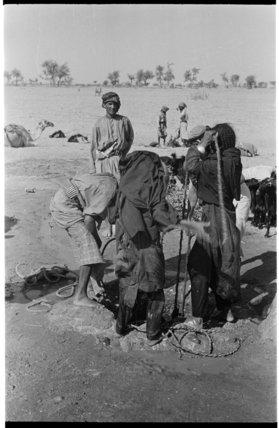 Portrait of Wahiba Bedouin at ...