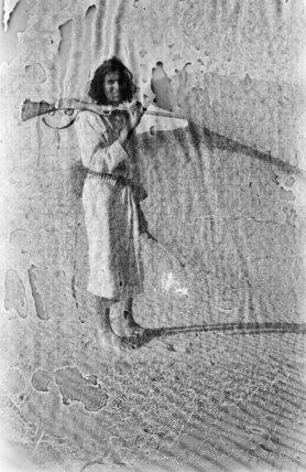 Portrait of Mabkhaut bin Arbain ...