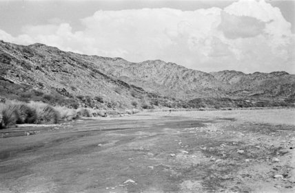 View of a creek at ...
