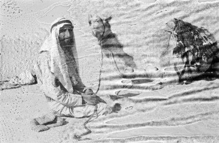 Portrait of Hamad bin Saadna ...