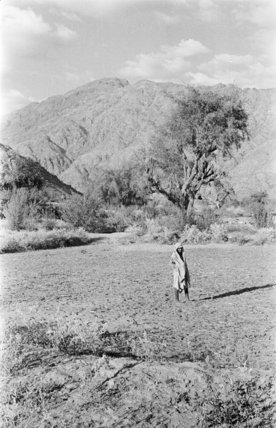 View of a man standing ...