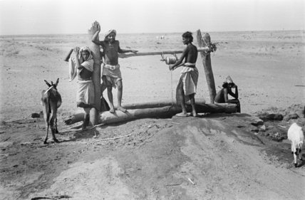 A well at Umm al ...