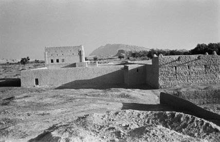 View of a small fort ...