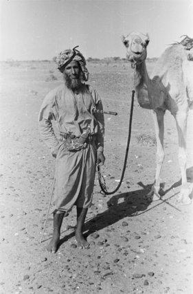 Portrait of Ali bin Said ...