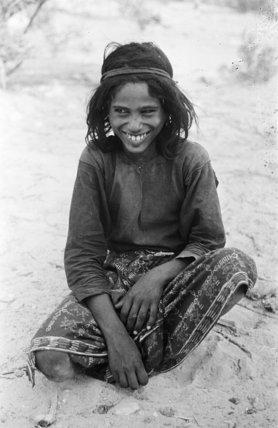 Portrait of Said bin Kabina ...