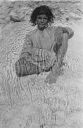 Portrait of Salim bin Ghabaisha ...