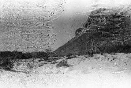 Landscape in the Wadi al ...