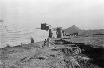 The fort at Najran.  ...