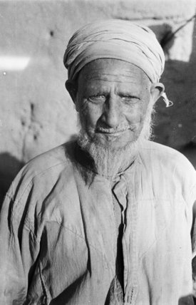 Portrait of a Zaidi man ...