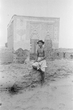 View of an Arab man ...