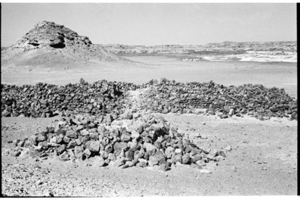 View of a ruin, a ...