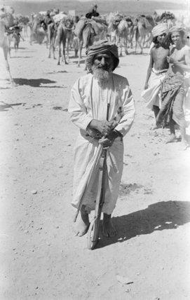 Portrait of Salim bin Kalut ...