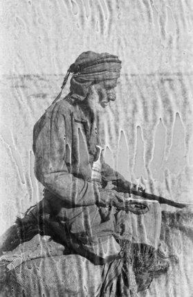 Portrait of Salim bin Tamtaim ...