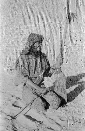 Portrait of Muhammad al Auf ...